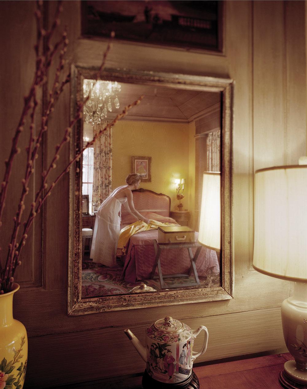 Mirror, Marks, Mississippi & Niagara Falls, New York, 2005