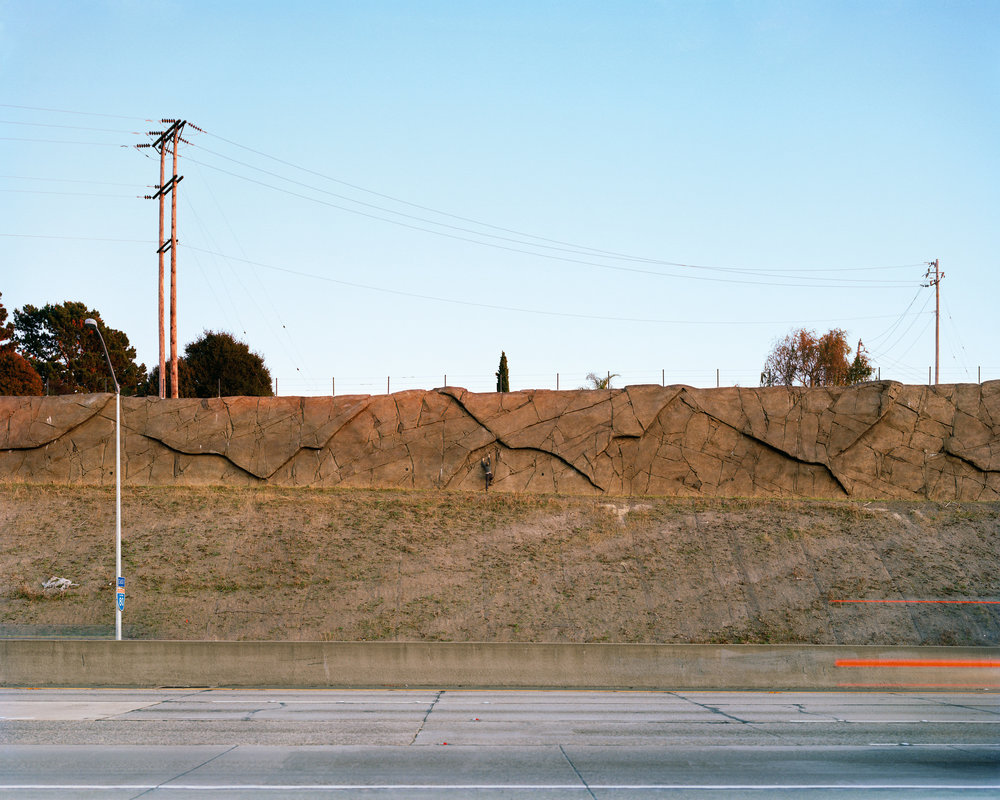 Fake Rock, I-80, Rodeo, CA