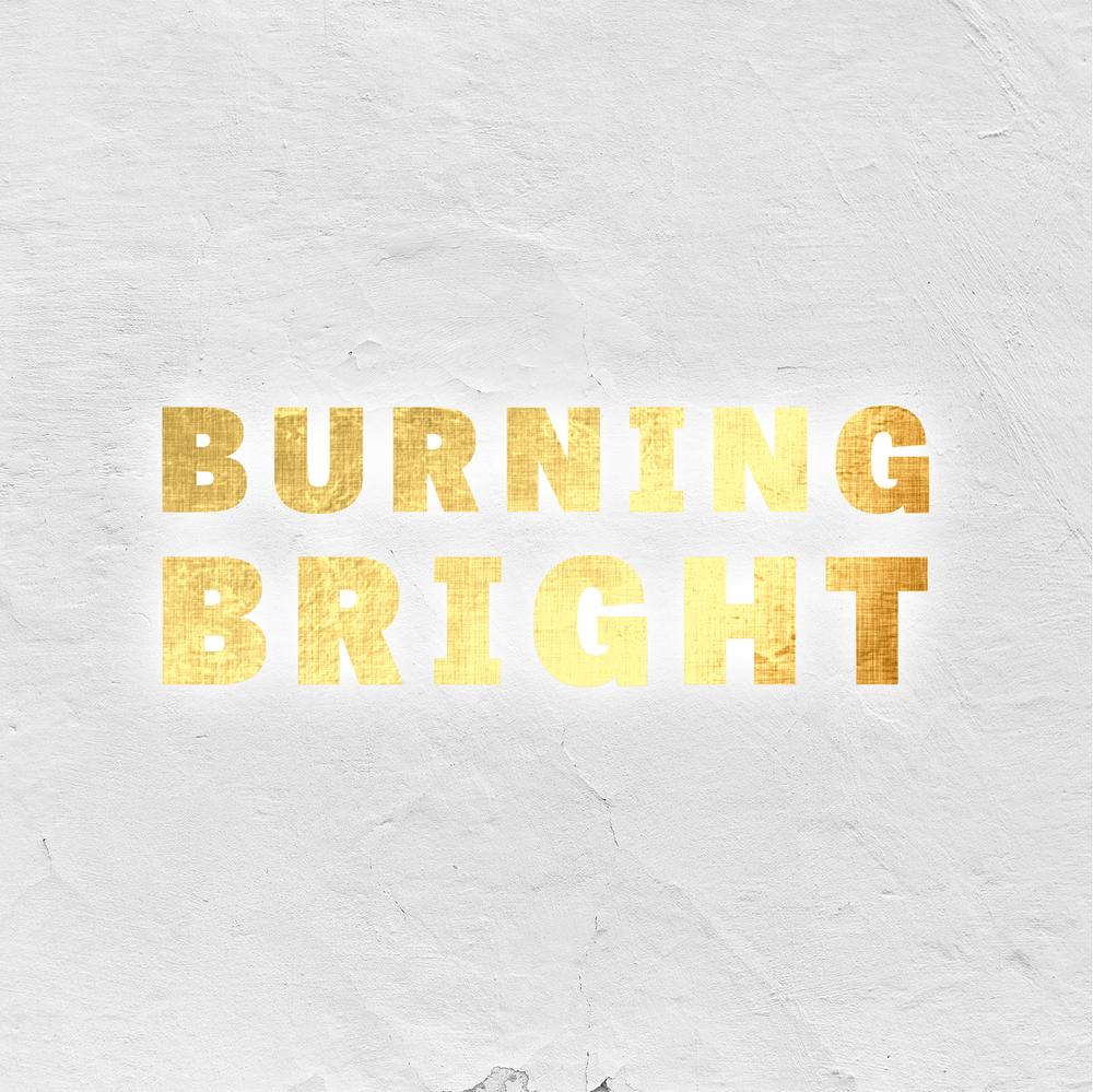 BURNING BRIGHT  Apr 28 / 2017 - OCT
