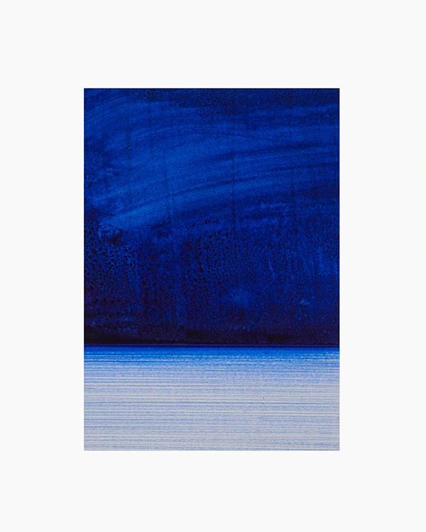 Horizon Series 2 (Blue Fade), 2016