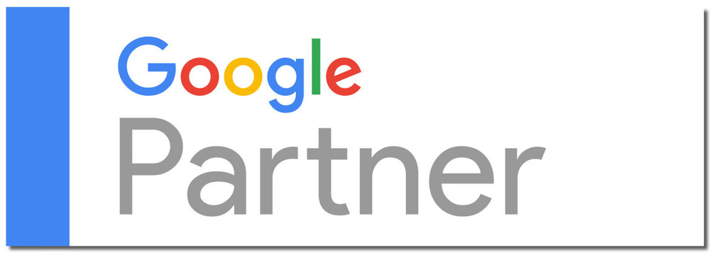 Certified Google Partner and AdWords Certified.
