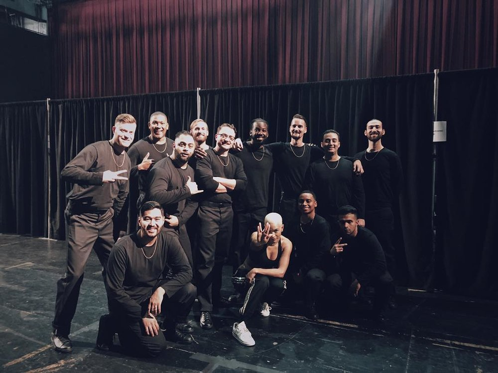 NBA All Star Game 2018 - Sidle Entertainment Drumline and Brassline Cast