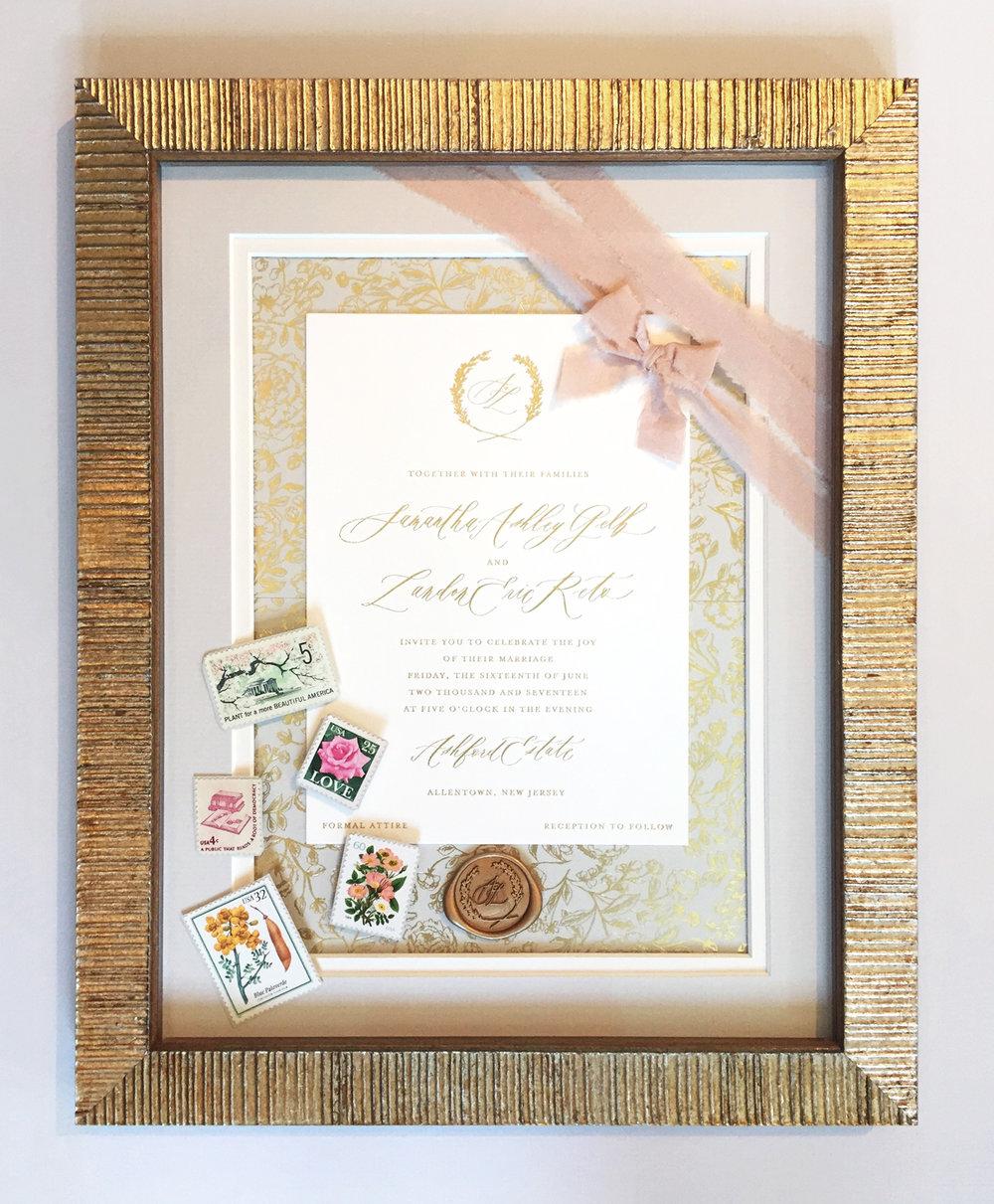 A Marriage of Frame + Art — Bella Moulding Blog
