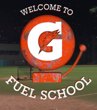 GATORADE - Part of a team that developed Fuel School idea and messaging.