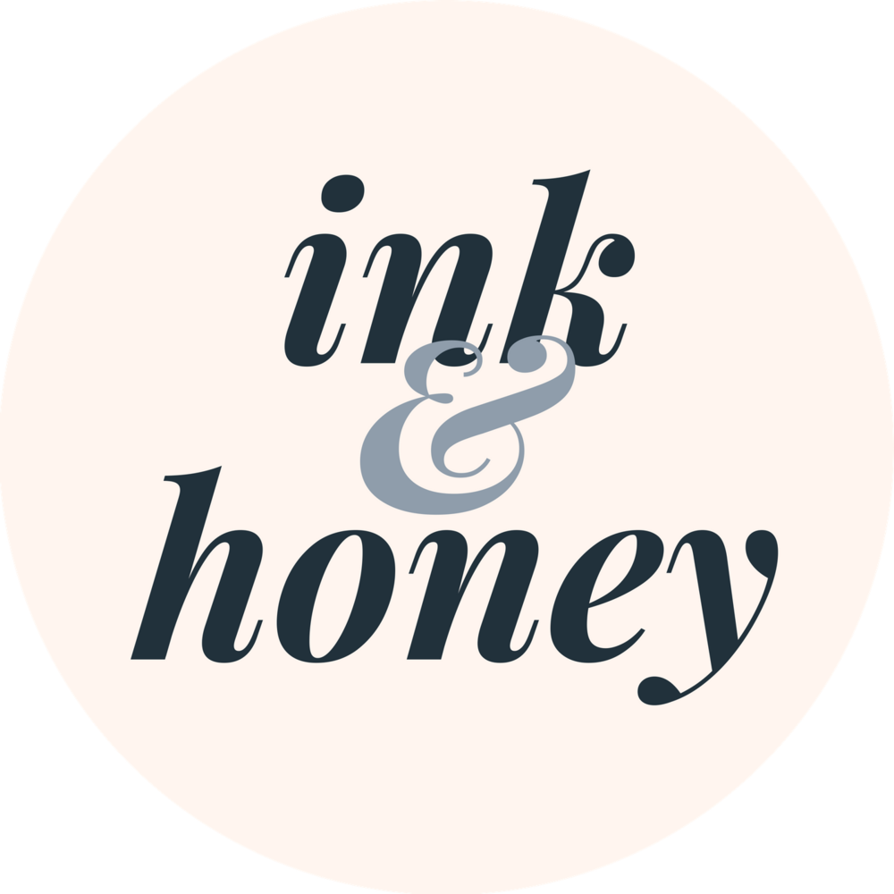 Ink & Honey | NYC Calligraphy, Custom Stationery Designs & Paper Goods For Weddings & Events