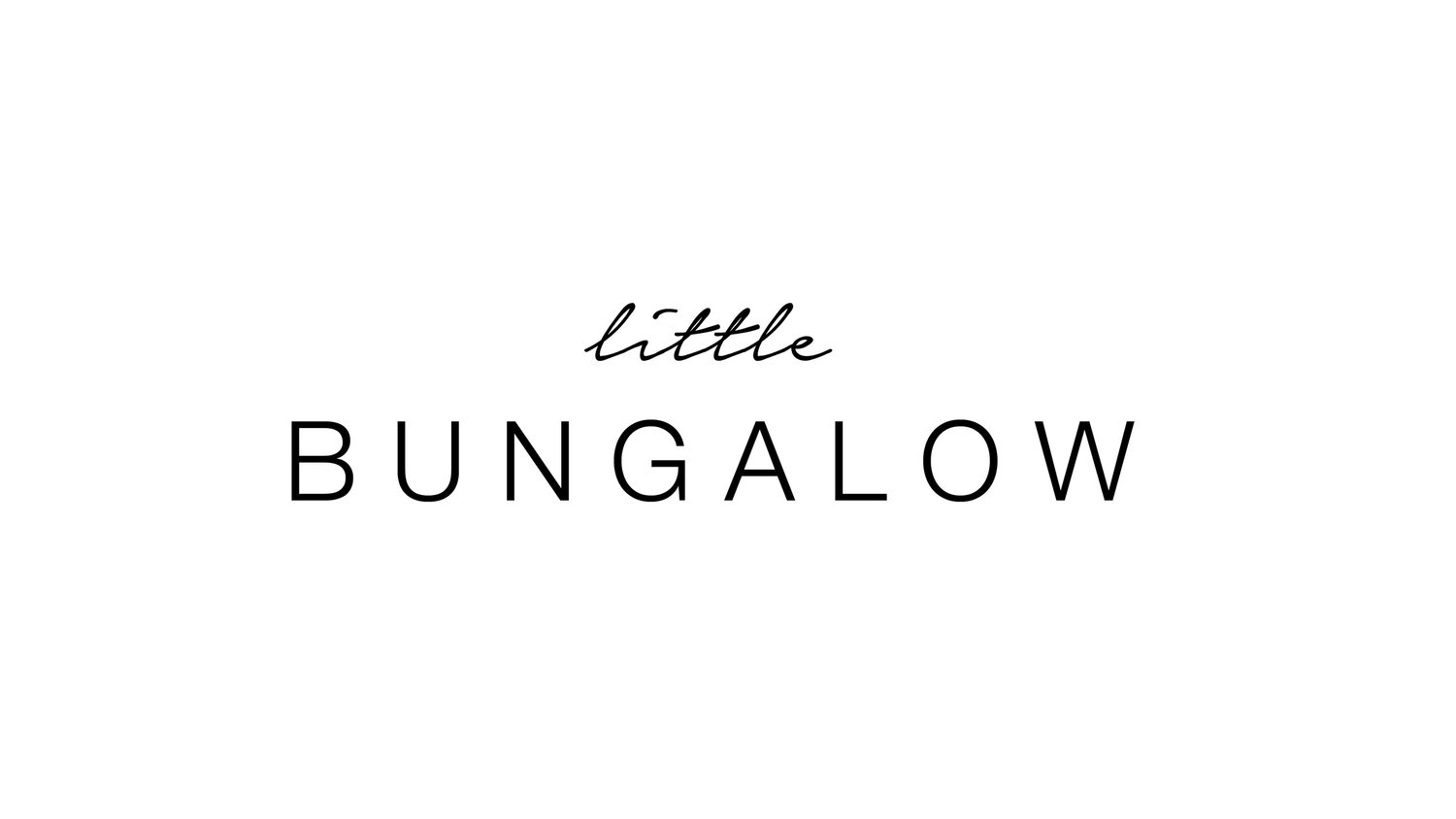 LITTLE BUNGALOW