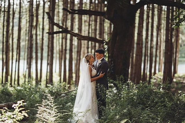 Which one of these 🌲 is not like the other?! So happy these two found this spot in our tree farm! . . . . #cunninghamfarmmaine #treefarm #weddingday #couplesgoals #weddingphoto #mainewoods #mainewedding #barnvenue #barnwedding #weddingbarn #estatewedding #outdoorwedding #pictureperfect #couplephoto #maine #maineisgorgeous #themainebride #greenery #mothernaturerocks #backdrop #landscapephotography #vacationlandbride #visitmaine #tiedtheknot #theknotrealweddings #weddinginspo #naturalsurroundings