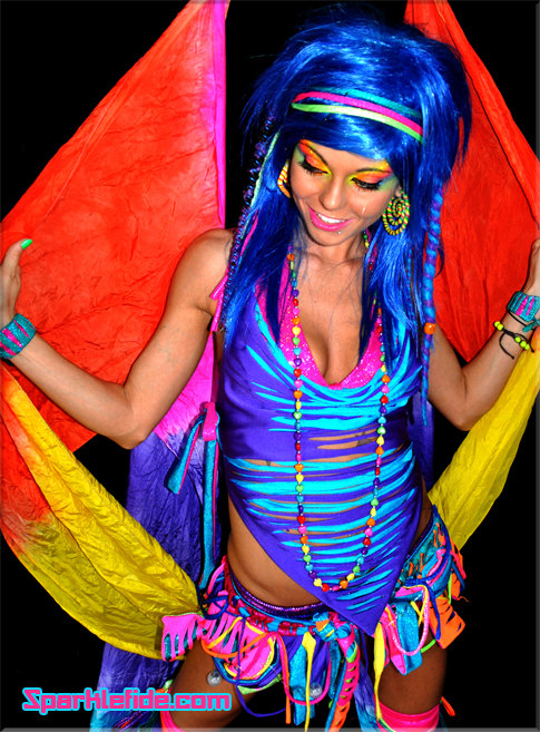 what to wear at edm concert