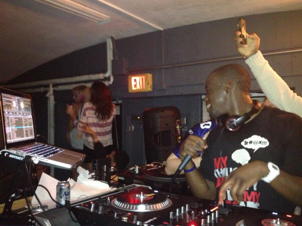 Dj nitecrawler party