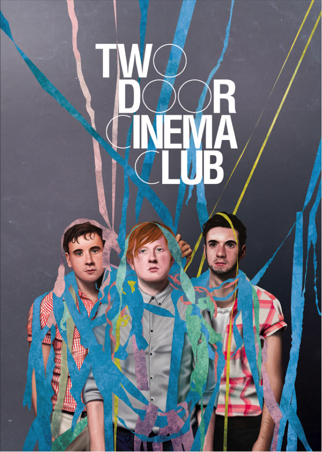 Two Door Cinema Club Throws it Back in all the Right Ways  sc 1 st  C&us Vinyl & Two Door Cinema Club Throws it Back in all the Right Ways u2014 Campus Vinyl