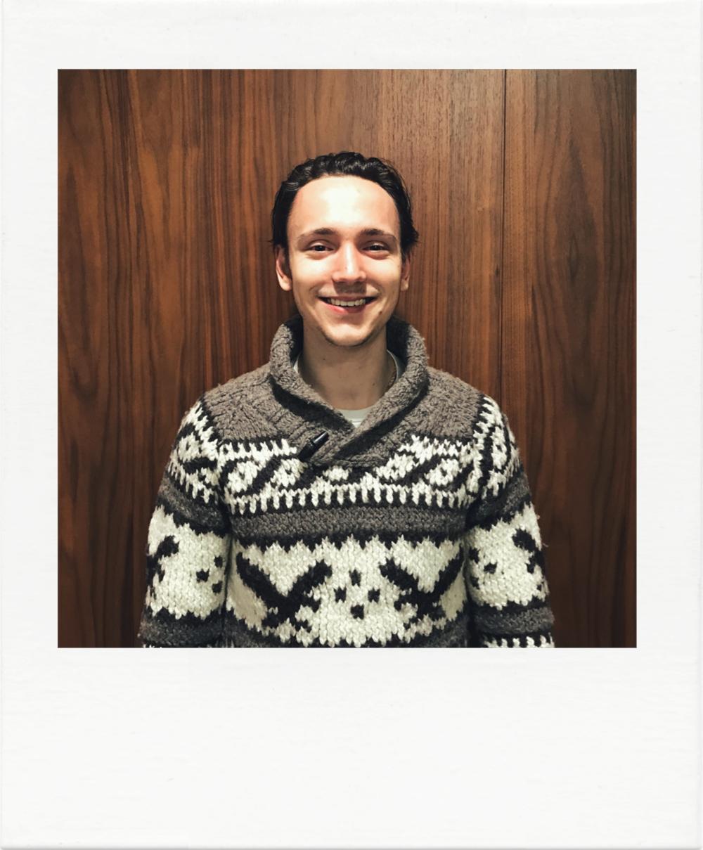 Tyler DiBartolo - A&R Representative
