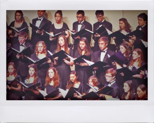 Concert Chorale Header