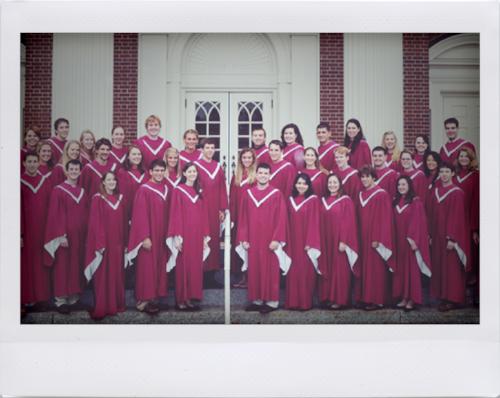 Rooke Chapel Choir Header