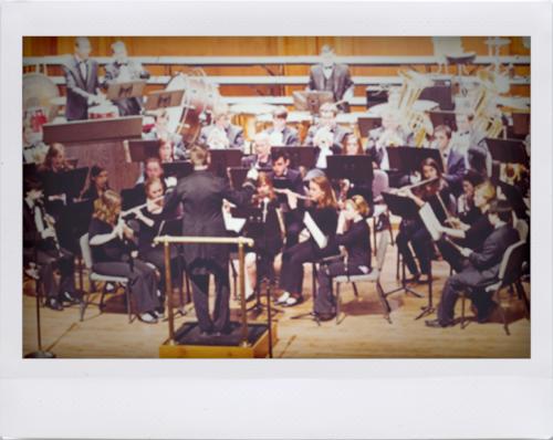 Symphonic Band Header