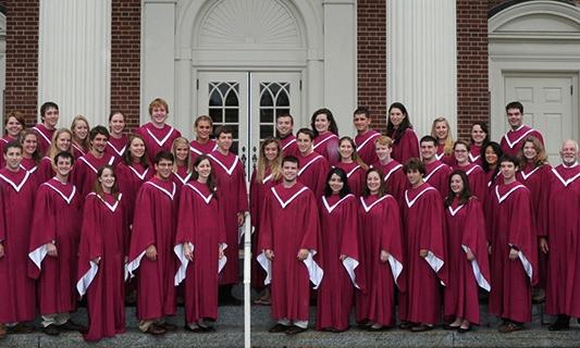 Rooke Chapel Choir