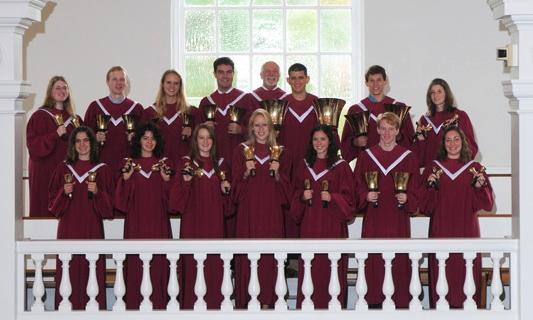 Rooke Chapel Ringers
