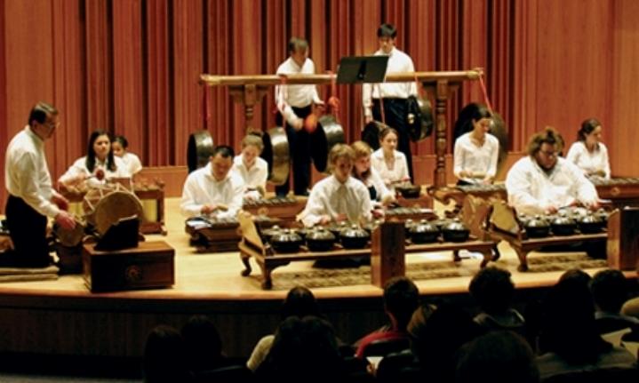The Gamelan Ensemble