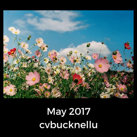 Check out our May 2017 playlist for some springtime #jams