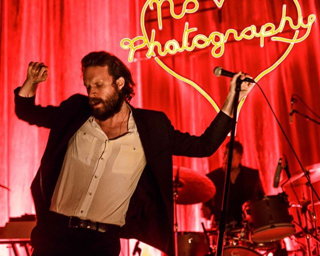 Missed out on hearing Father John Misty's hypnotizing voice this summer? @jsgraubard1231 has you covered with his concert review of the indie idol. Link in bio.