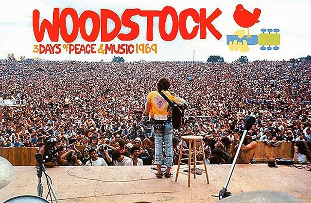 In 1969, the Summer of Love, Woodstock promised and delivered 3 days of peace and music. Click the link in our bio to read all about the lasting effects of the grooviest music festival to date.