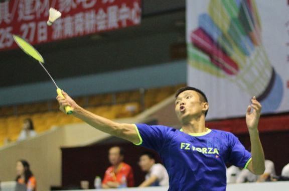 Daniel Wang Badminton Coach