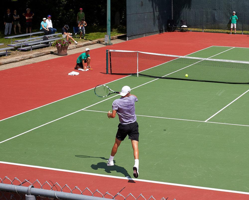 Riverside Tennis Lessons
