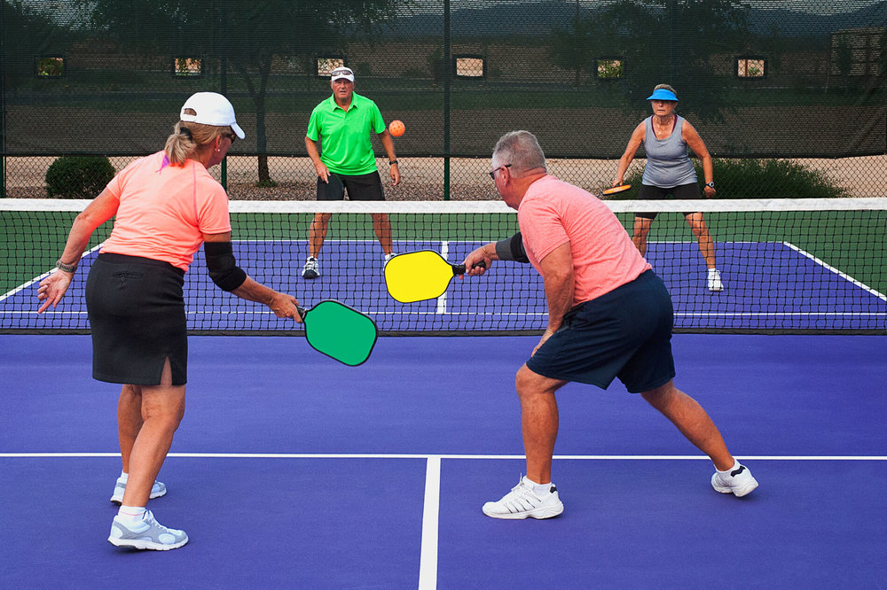 Riverside Pickleball lessons