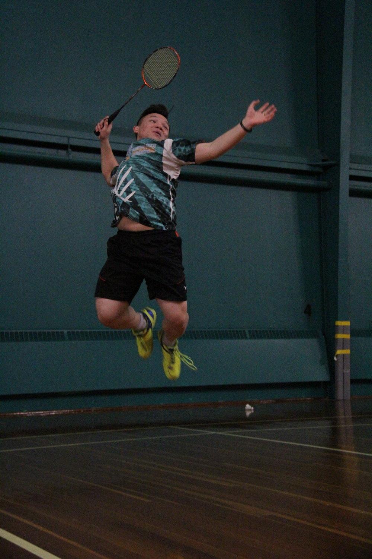 Khoa Tran Badminton Coach