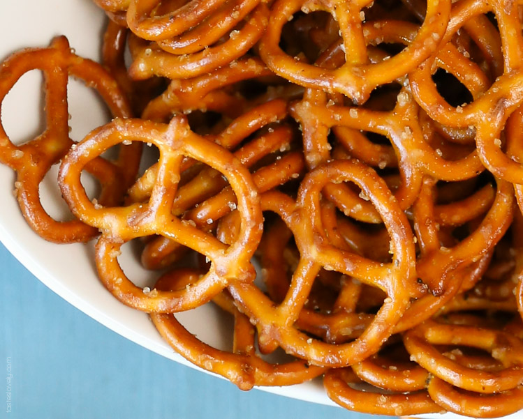 pretzels that have 25% less fat than potato chips may be a better choice if you find that your diet is high in fat.