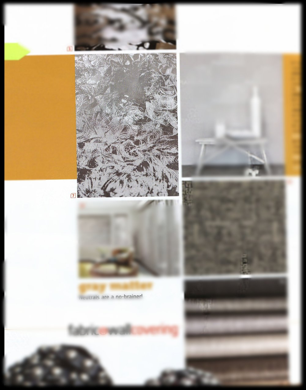 Interior Design Magazine Tabloid