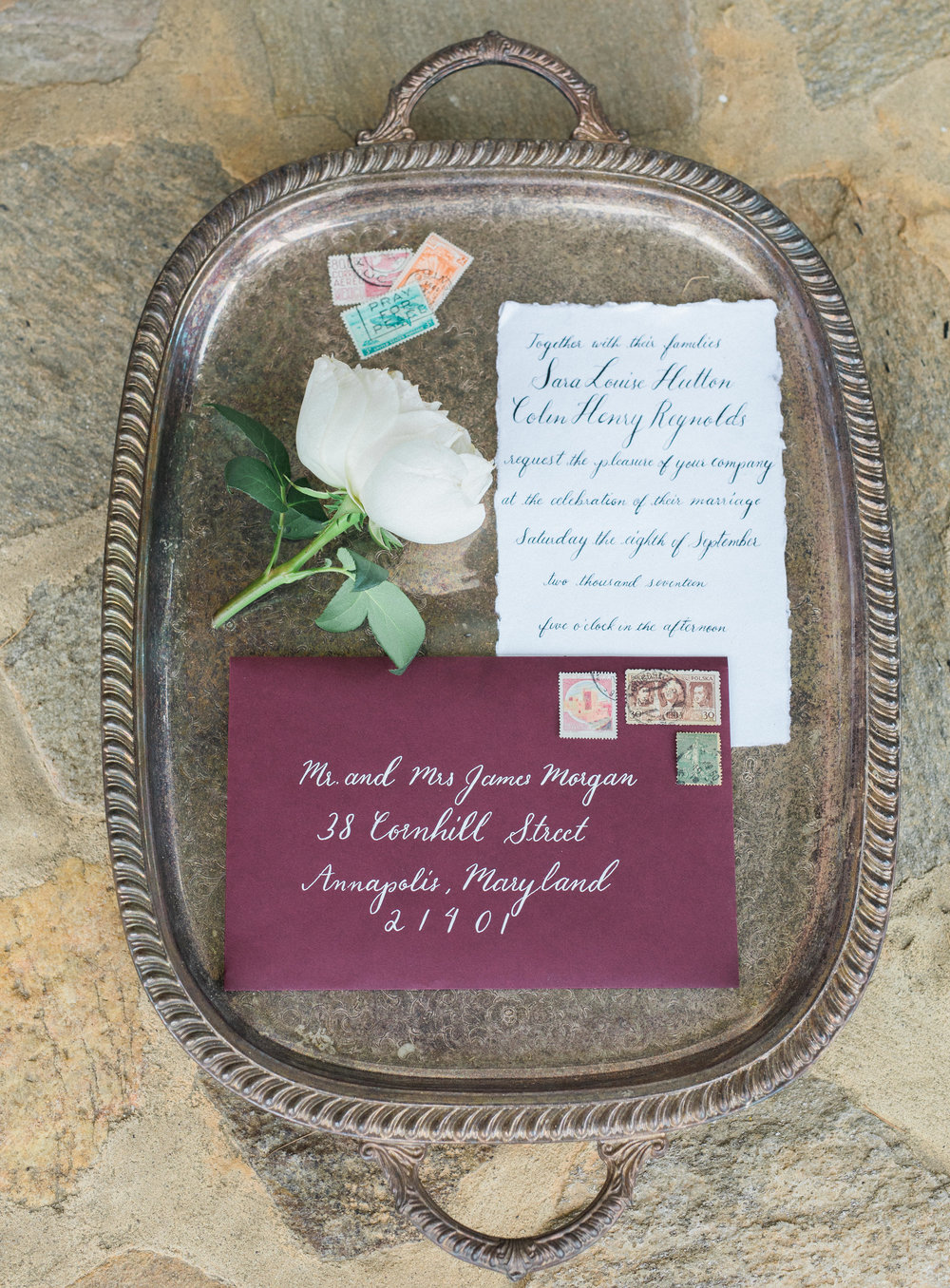 Love & Luster Floral Design