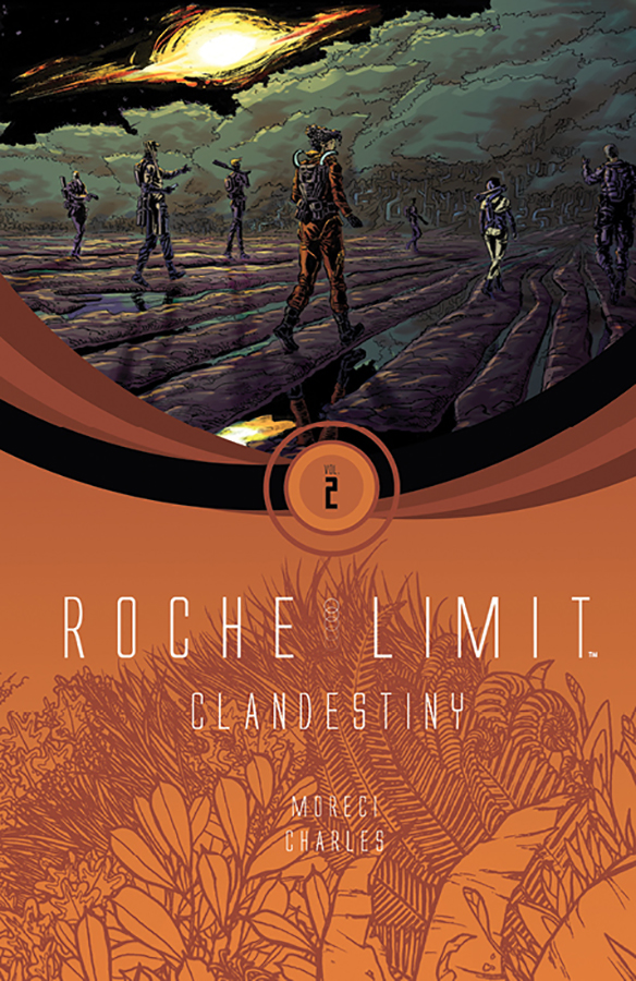 ROCHE LIMIT: CLANDESTINY