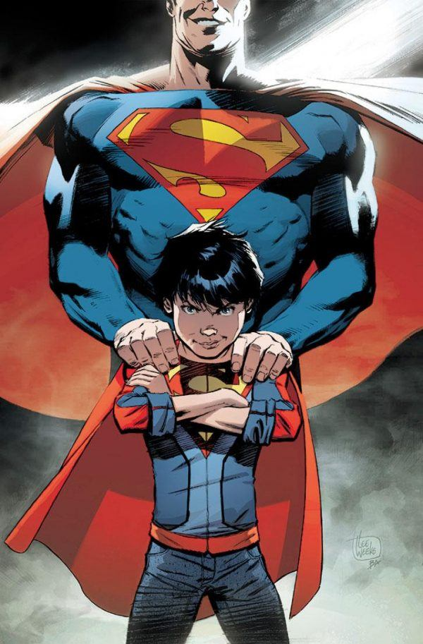 superman and me summary