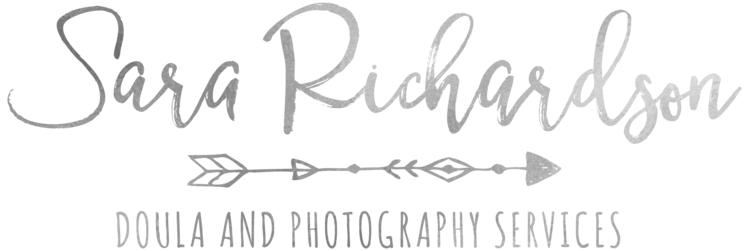 Sara Richardson Doula and Photography Services
