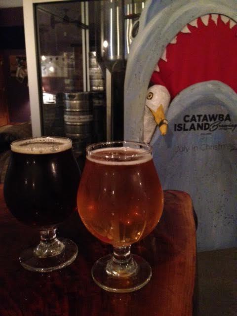 Scuttle needs to stop eyeballin' my beer…