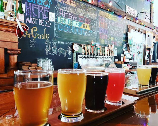Sour flight at Noble Creature