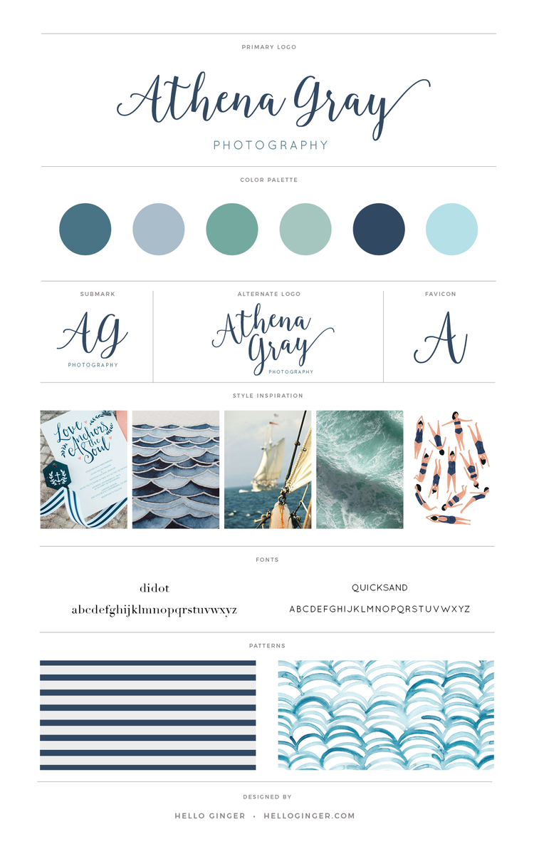 The Mood Colors blog | hello ginger | creative design studio | hello ginger