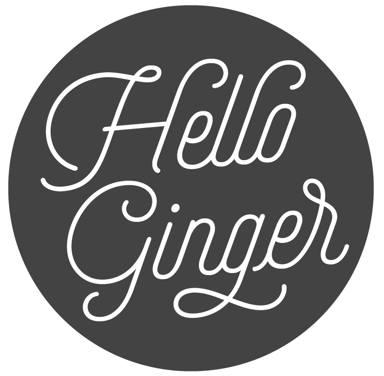Hello Ginger | A graphic design and branding studio for creative entrepreneurs