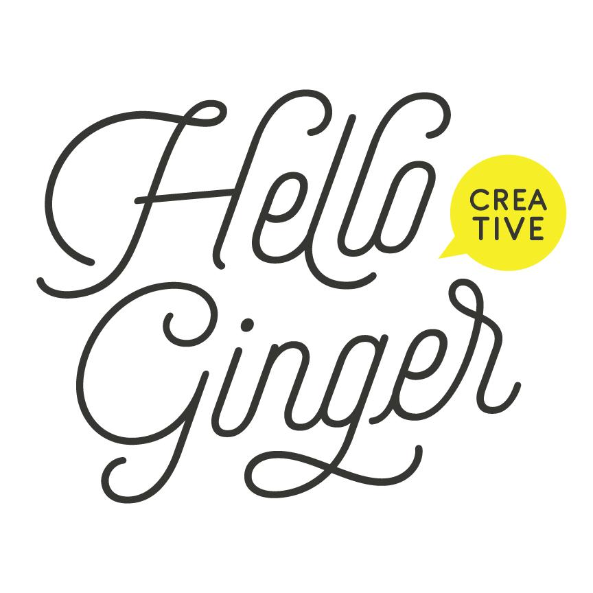 Hello Ginger | Branding + Design Services for Female Entrepreneurs