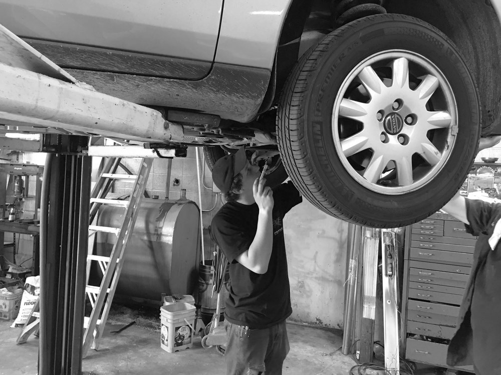 Vehicle Inspection - Before buying a car make sure to know what repairs will be required down the road. Our mechanics will walk you through each component of the car and estimate what repairs will be needed then give you an estimate on the value of the car itself. Go to the seller knowing you have Phoenix Foreign Car Service behind you.