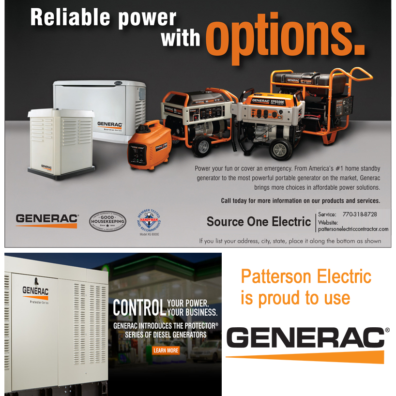 Generac generators png Cover Learn More About Generac Generators Power Tools Ninja Generac Generators Patterson Electrical Services