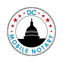 Traveling, mobile notary public and apostille agency