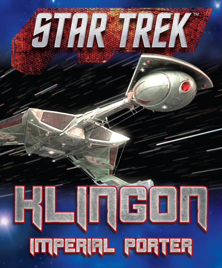 STAR TREK: KLINGON IMPERIAL PORTER
