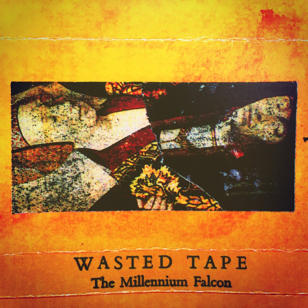 Wasted Tape - The Millennium Falcon