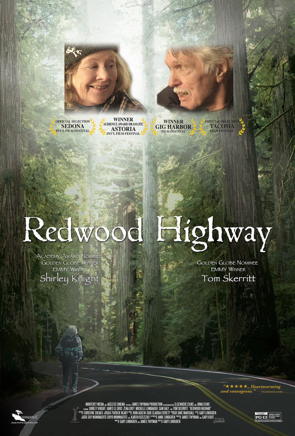 Redwood Highway    Directed and Written By :  Gary Lundgren   Original Music by :  John Morgan Askew