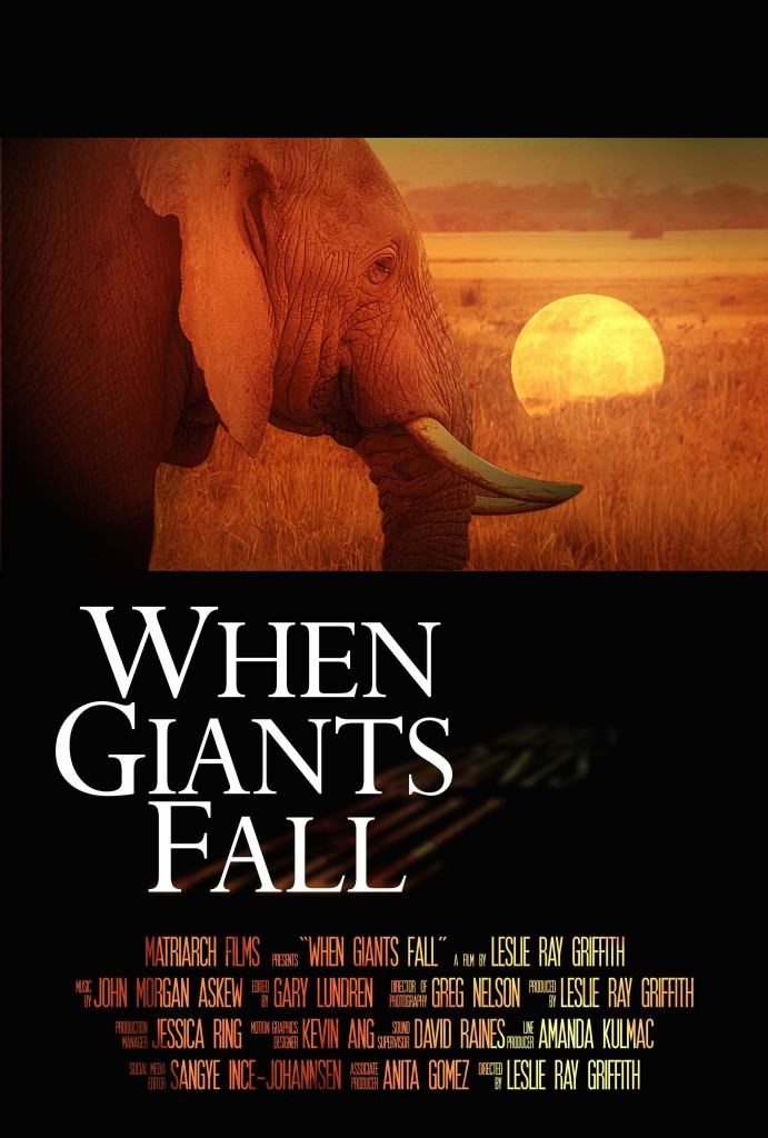 When Giants Fall      Directed by   Leslie Ray Griffith    Original Score by   : John Morgan Askew
