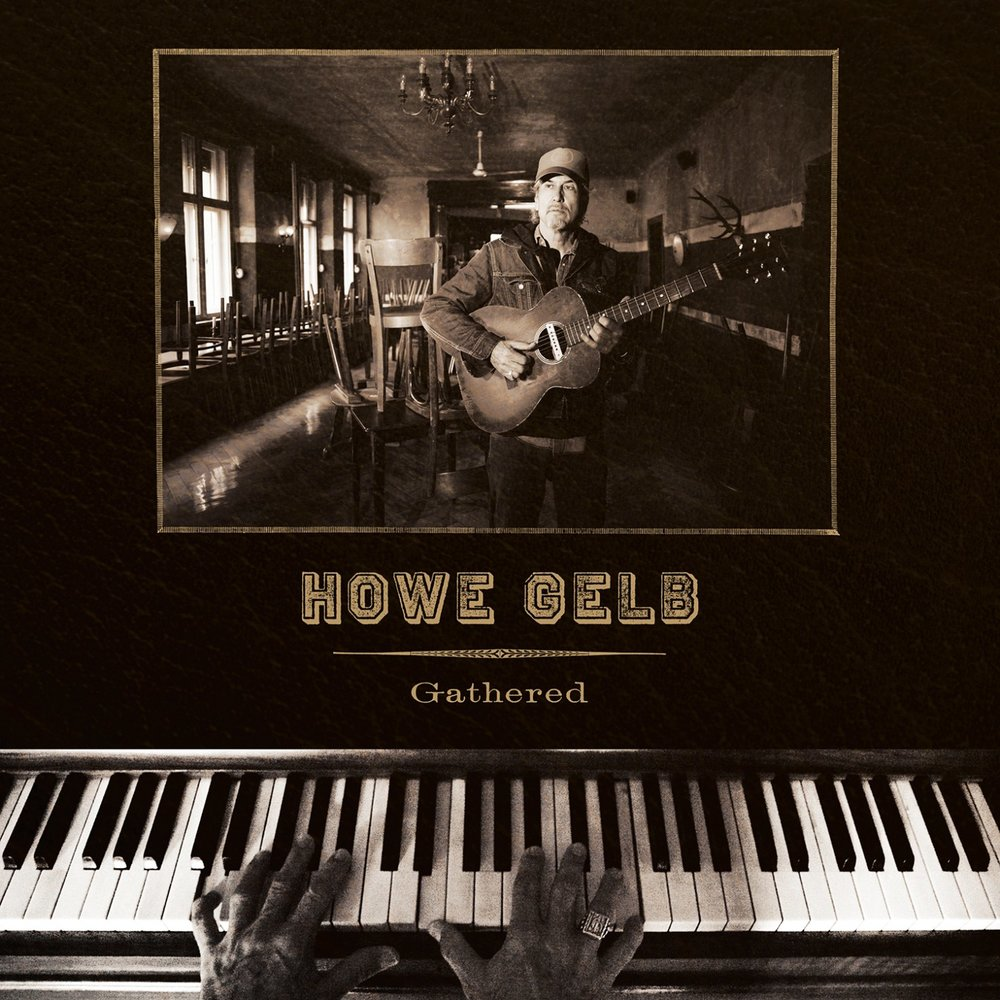 """Howe Gelb - Gathered  """"Flyin' Off The Rails""""  Recorded and Mixed by John Morgan Askew"""