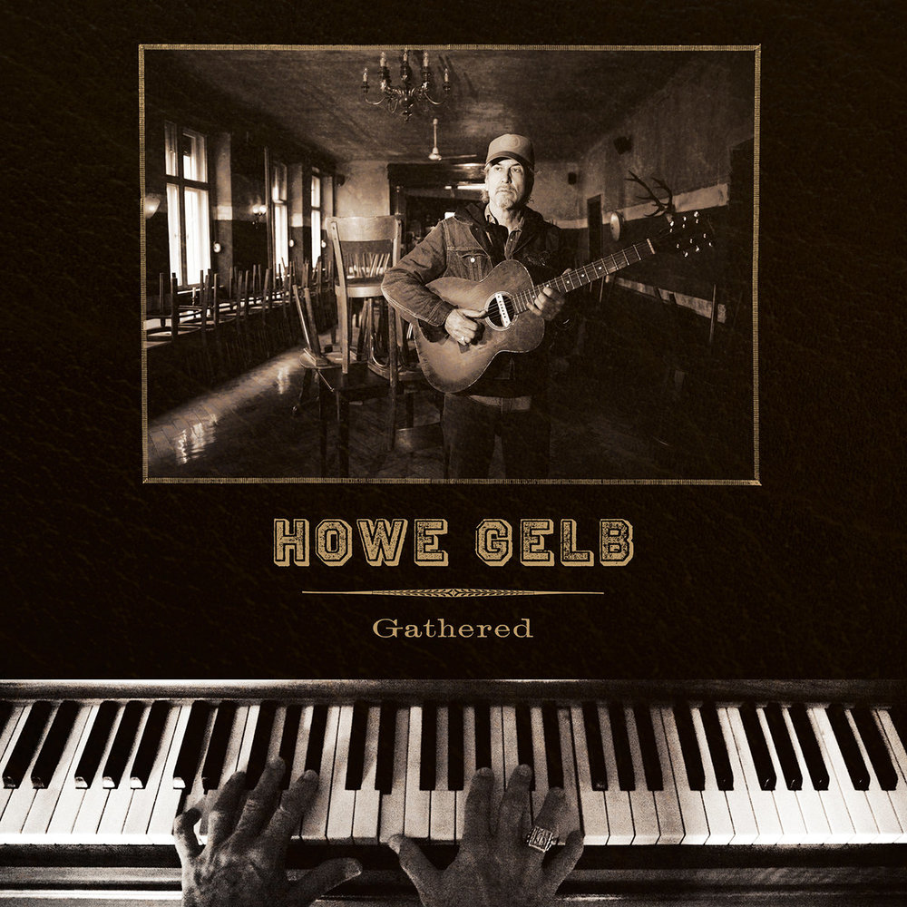 "Howe Gelb  - Gathered   Song  ""Flyin' off the rails""   Recorded and Mixed  by John Morgan Askew"