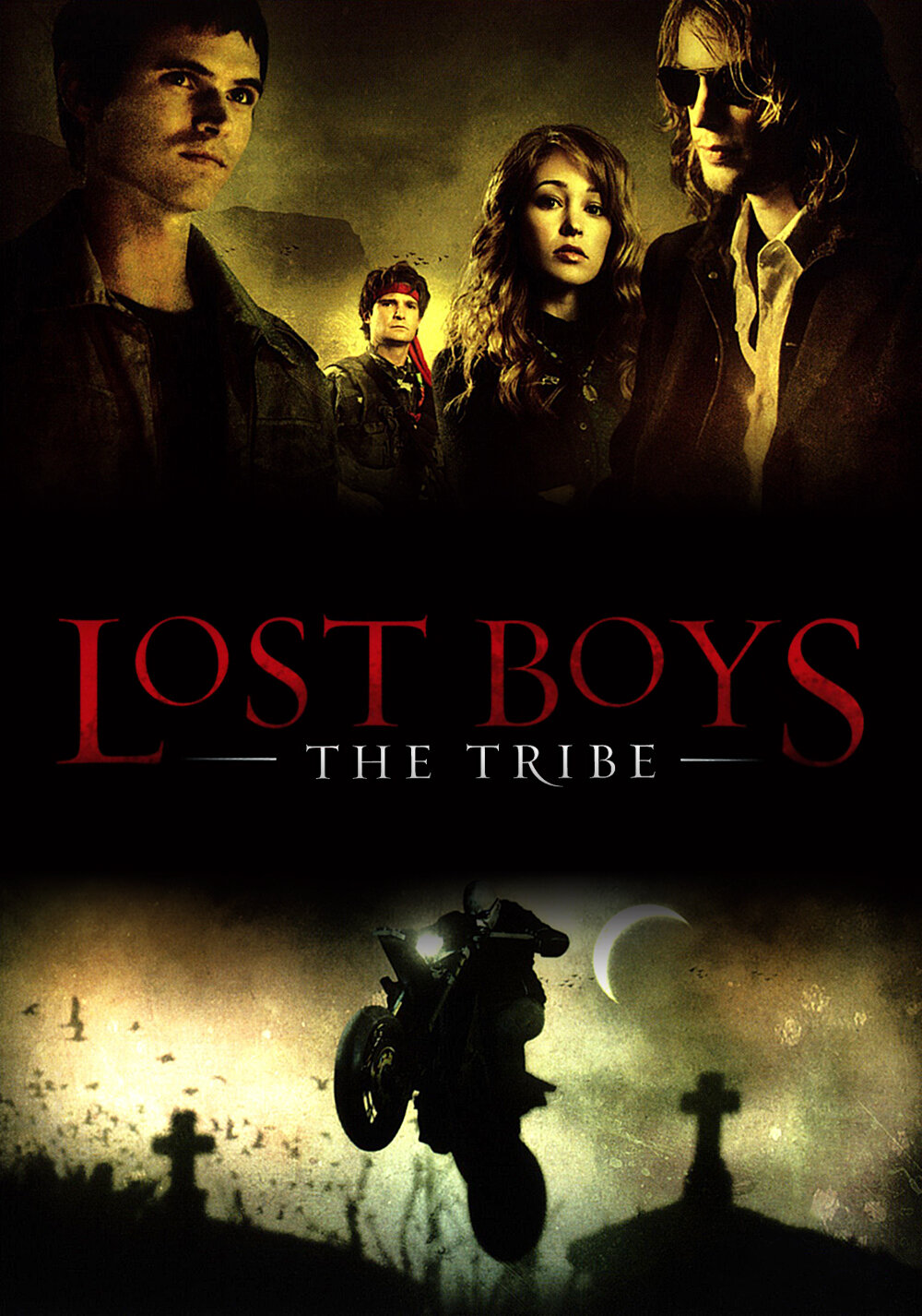 Lost Boys : The Tribe