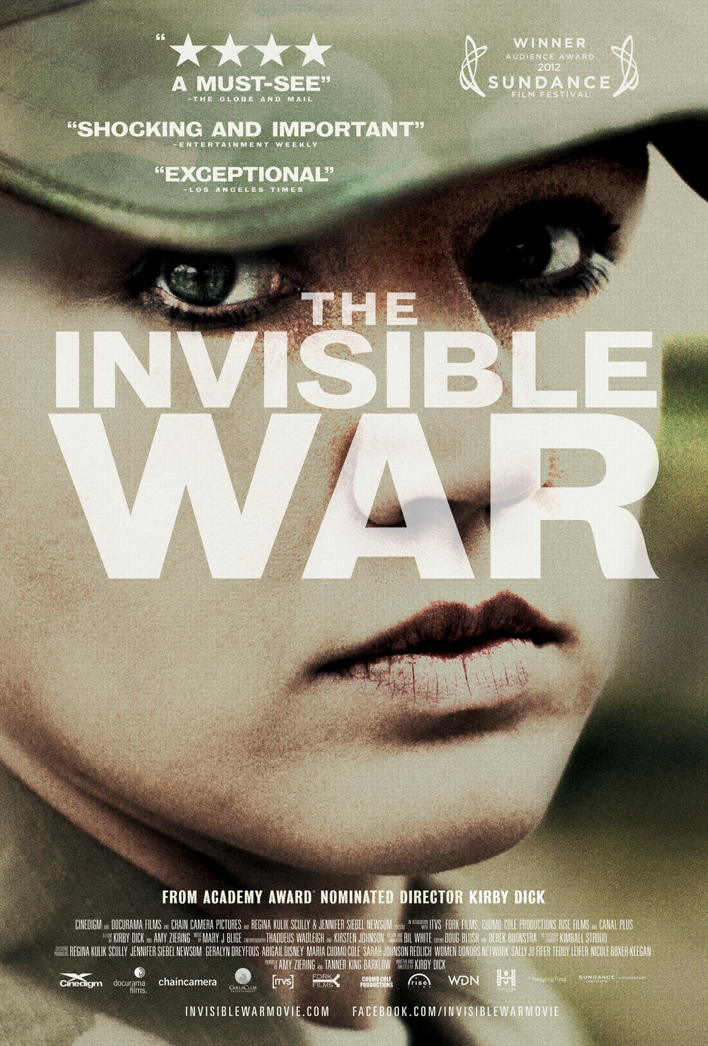 The Invisible War (2012)